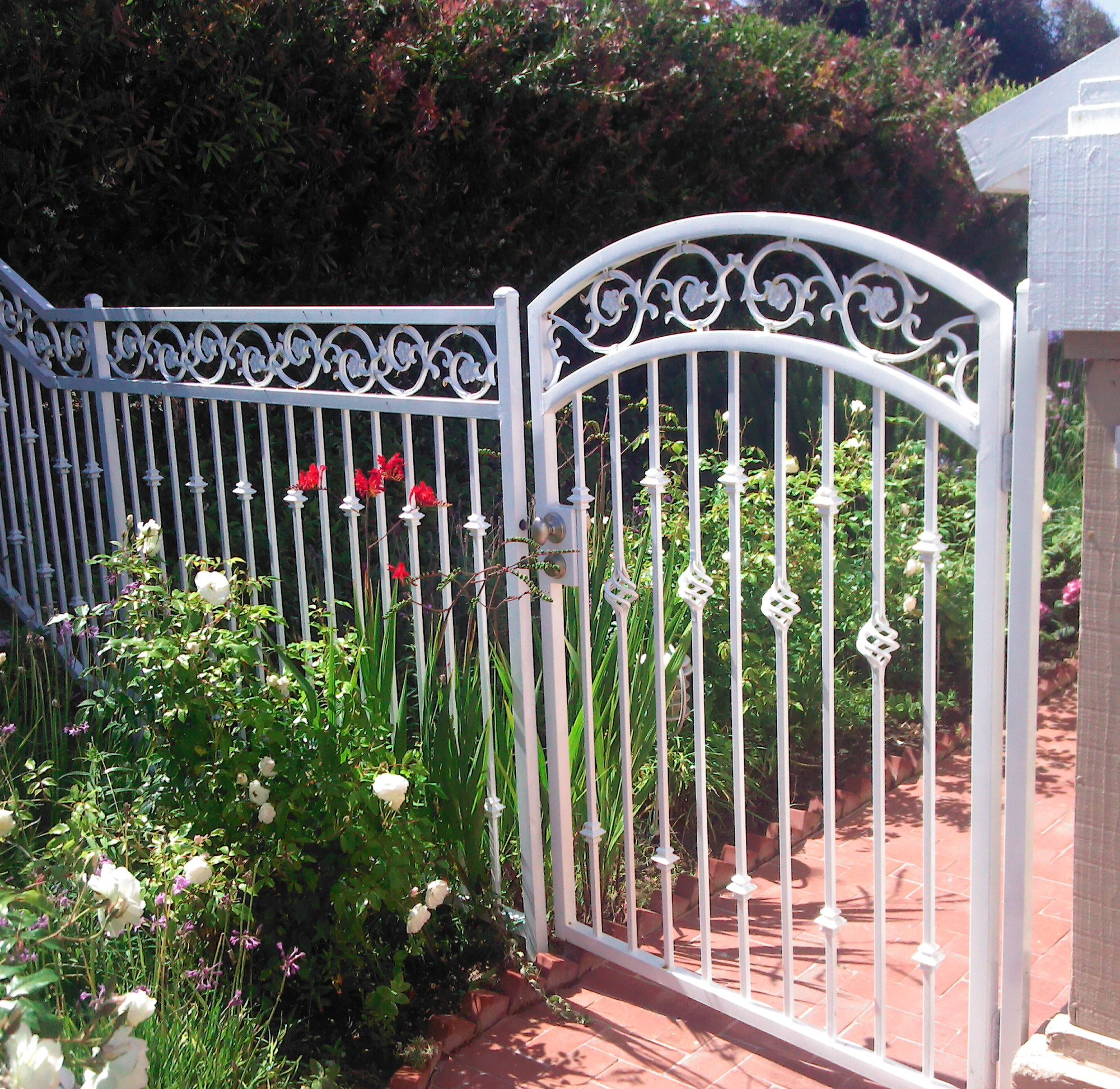 Superior Fence Company Banner